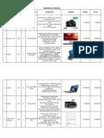 Penawaran Laptop Printer Scanner