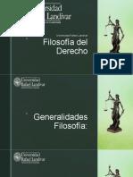 Generalidades de La Filosofía 1