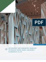 VectorScript and parametric modeling technology CS_ARCH_ETH_Libeskind
