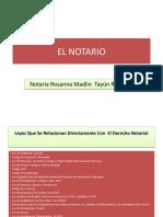 El Notario Tema 2. Pptx