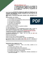 DE DOS DIFINICIONES DE DERECHO CIVIL