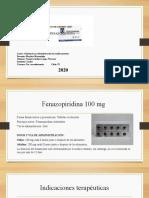 posologia de la fenazopiridina