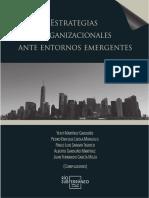 Estrategias Organizacionales Ante Entornos Emergentes