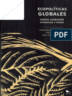 Ecopolíticas Globales