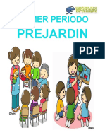 PRIMER PERIODO DEL GRADO PREJARDIN