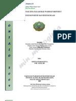 Skripsi Status Anak Zina Dalam  warisan menurut Hukum Positif Dan Hukum Islam (min mokoginta)