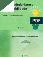 7 Empreendedorismo e Sustentabilidade