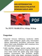 ASKEP Penanganan Kasus Paliative Care Pasien AIDS