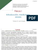 Introducción Medición Errores 2020-1
