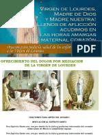 Rosario de Lourdes