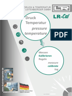 LR Pressure Instruments - Product Overview
