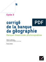 Hatier_Magellan_Geographie_Corriges Banque Exercices Cycle 2 Et 3_2015