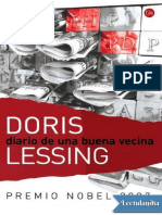 Diario de una buena vecina - Doris Lessing