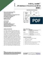 AD5061 NanoDAC
