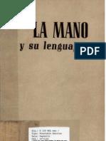 Charlotte Wolff 'La Mano Y Su Lenguaje(испанский)