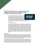 Artikel kemampuan penalaran ilmiah siswa dalam pembelajaran fisika