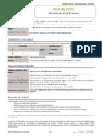 FP Administrateur Système
