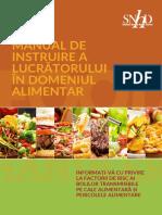 SNHD 2018 FoodHandlerTrainingBook Romanian-converted