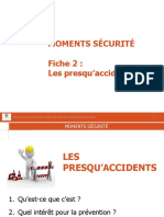 Les presqu'accidents