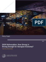 2020 Deliverables