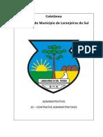ADM ESPECIFICOS  10 - contratratos administrativos