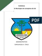 ADM ESPECIFICOS 4 - ÉTICA