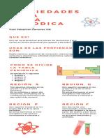 Propiedades de la Tabla periodicA (1)