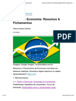 Edital de Economia