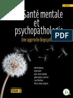 [Modulo] Martin Benny, Alain Huot, Julie-Anne Lalonde, Jade Landry-Cuerrier - Santé Mentale Et Psychopathologie _ Une Approche Biopsychosociale _ Conforme Au DSM-5 (2016, Modulo) - Libgen.lc