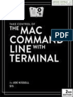 Take Mac Command Line With Terminal