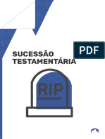 Sucessão testamentária - trilhante