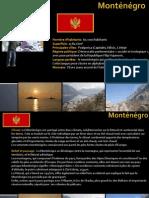Fiche Pays Montenegro
