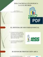 Análisis de La Afiliación Al IESS