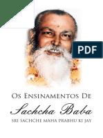 Os Ensinamentos de Sachcha Baba