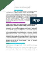 SOLUCION PREGUNTAS FINANZAS CORPORATIVAS CAPITULO 1. (1)