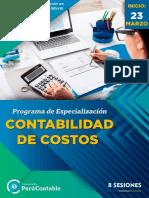 CONTABILIDAD DE COSTOS _ MARZO 2021