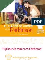 Comer Con Parkinson