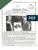 Puddledock Press February 2011