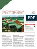 AIA HWU AR Valspar MetalRoofing Coating