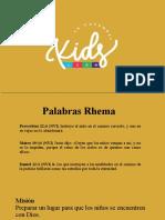 CATEDRAL KIDS APRENDETE