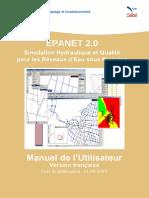 EPANET 2 0 Simulation Hydraulique Et Qua