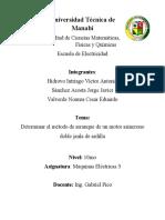 proyecto maquinas electricas III- DJA