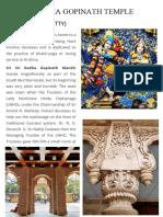 rishabh jaiswal - evs temple project