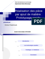 Prototypage rapide ppt