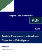 analisis financiero-indicadores estrategicos
