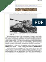 Tiger Tank - Various variants