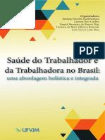 E-book - Saúde do Trabalhador e da Trabalhadora no Brasil