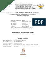 Quimica 5toaño Ae2 Gerardobolivar - Publicar Listo