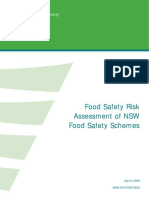 132054535 Food Safety Scheme Risk Assessment