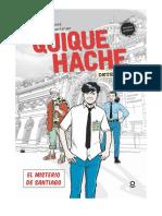 Quique Hache Detective El Misterio de Santiago